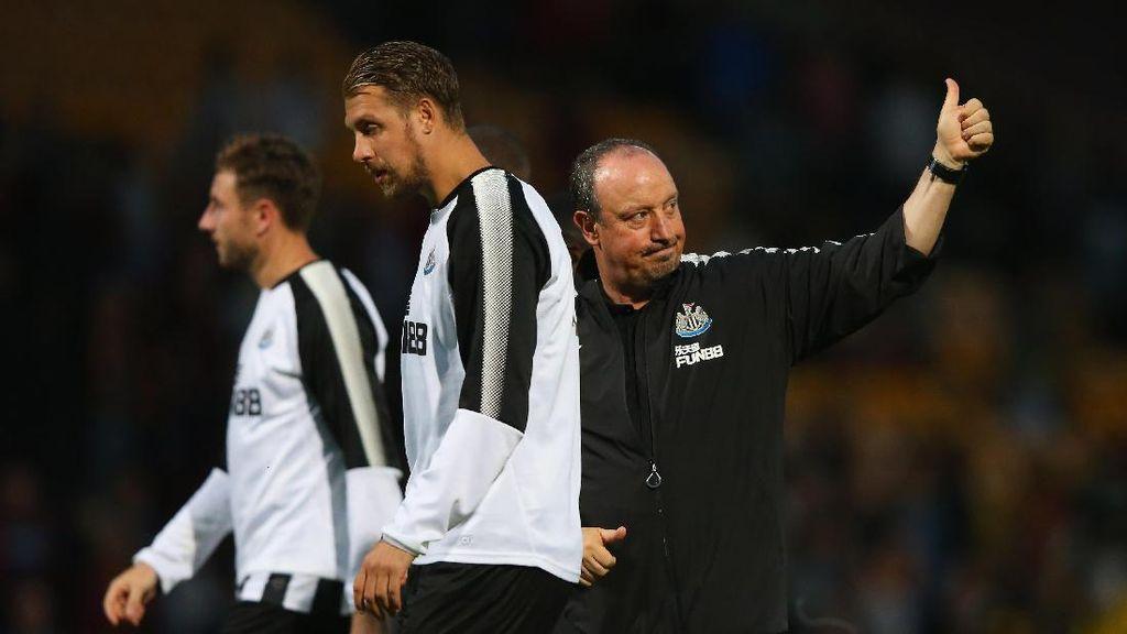 Menyambut Kembalinya Benitez dan Newcastle