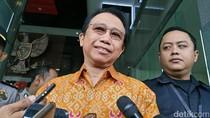 Marzuki Alie Temui Jokowi Bahas Masalah Pendidikan