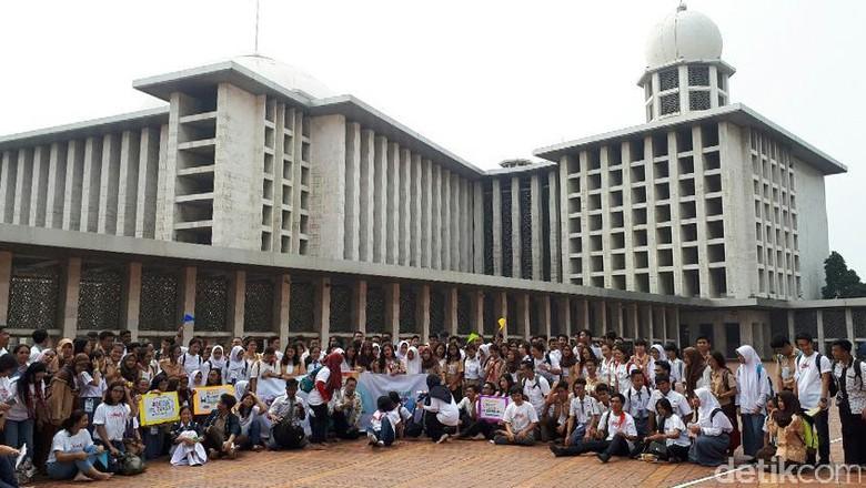 Wisata Rumah Ibadah di Jakarta (Kurnia/detikTravel)
