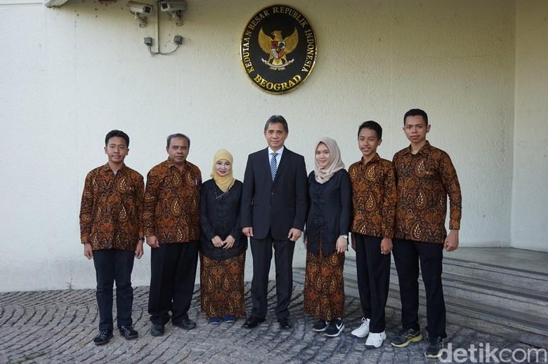 Indonesia Raih Emas di Olimpiade Geografi Internasional 2017