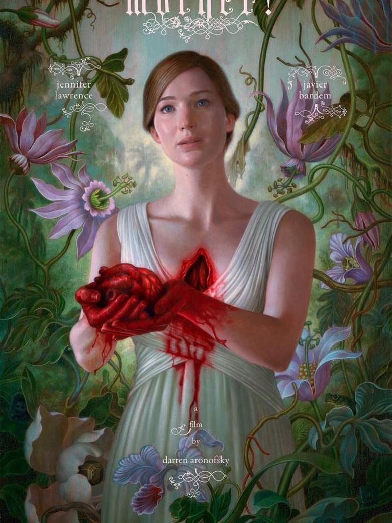 Paranoidnya Jennifer Lawrence di Trailer Perdana Mother!
