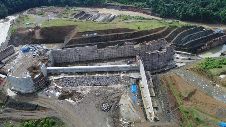 Jokowi Bangun Bendungan Passeloreng di Sulsel, Ini Perkembangannya