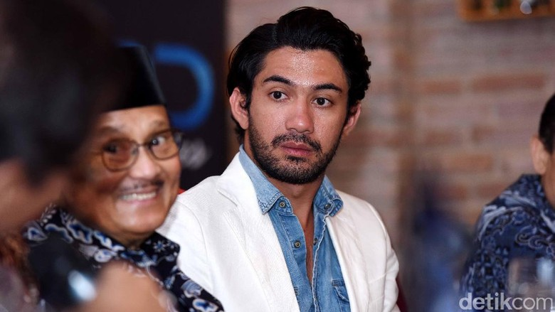 Main Film, Reza Rahadian Tak Pernah Targetkan Penghargaan