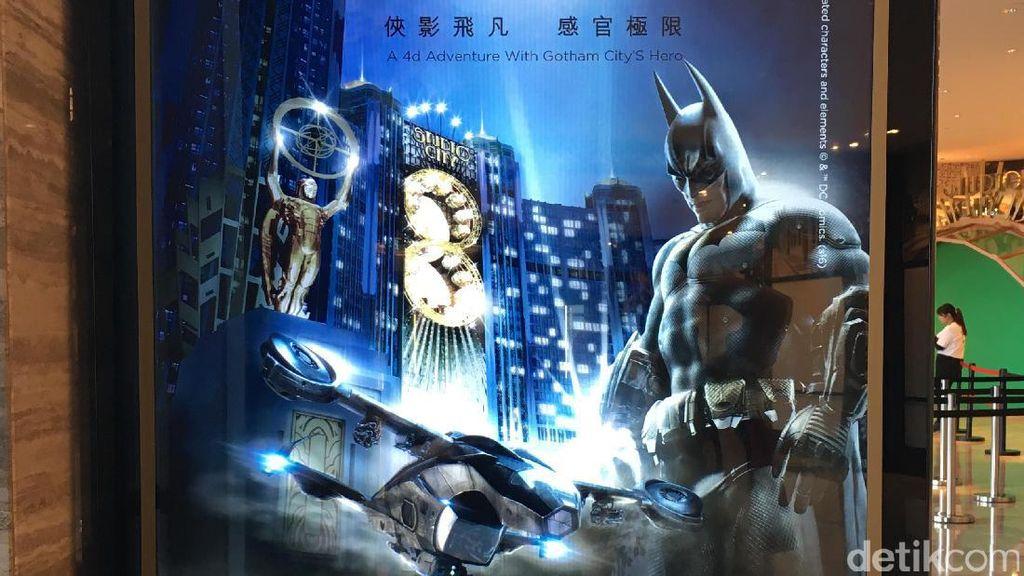 Foto: Sensasi Gotham City di Makau