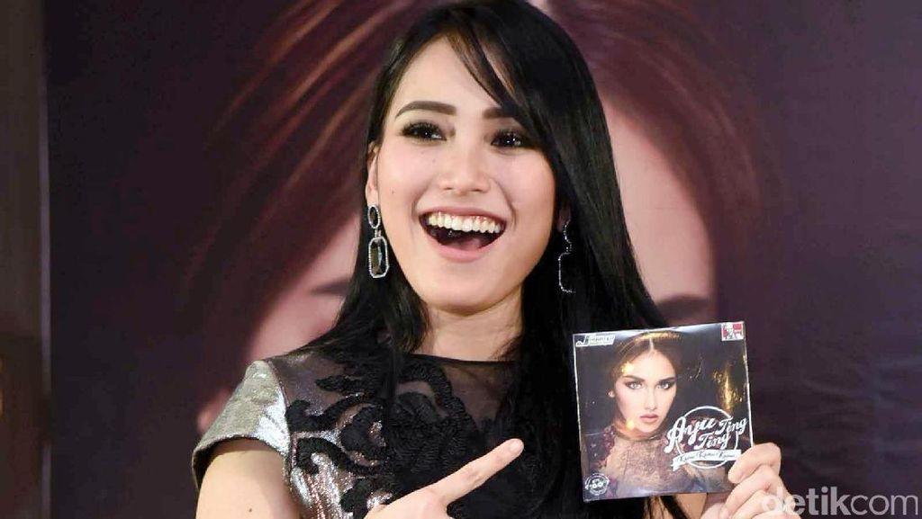 Single Baru Ayu Ting Ting Dituding Hasil Jiplakan
