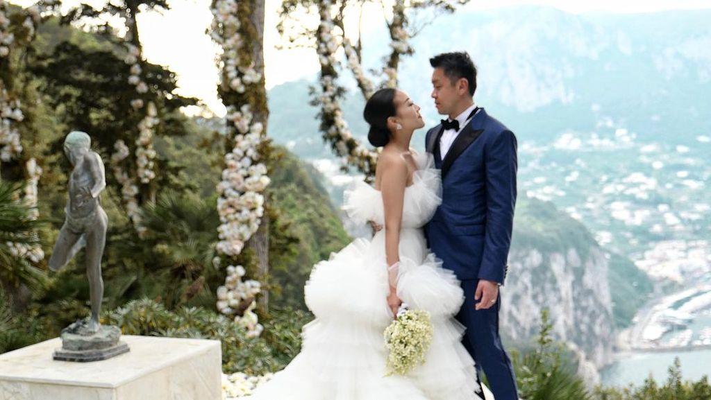 Foto: Kemewahan Pesta Pernikahan Sosialita yang Digelar 3 Hari 3 Malam