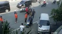 Pelaku Kejahatan Pecah Kaca Mobil Putra Wali Kota Risma Ditangkap