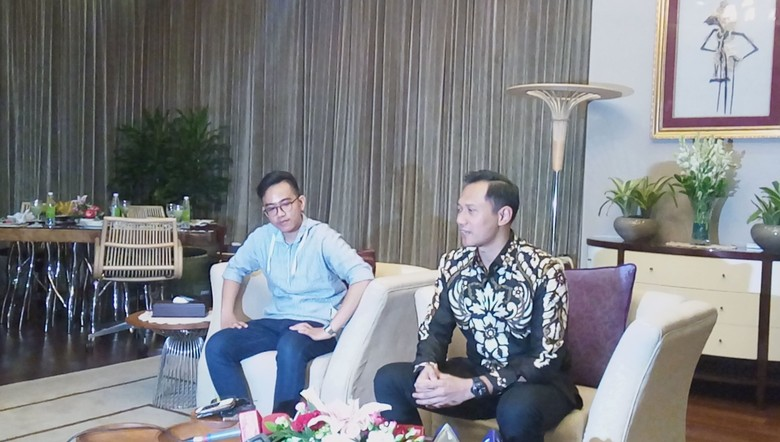 Amir Syamsuddin: AHY Cocok Jadi Menteri