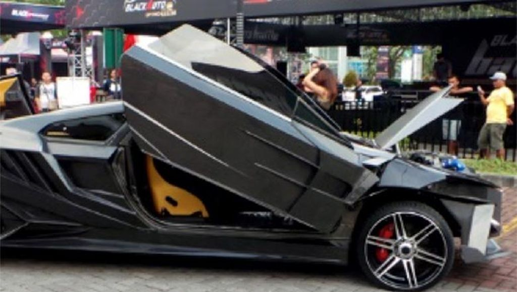 Peserta Blackauto Battle Perebutkan Gelar The Blackauto Master