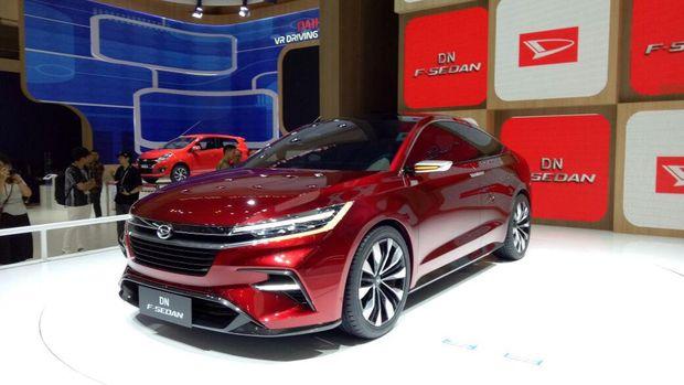 Daihatsu DN F Sedan