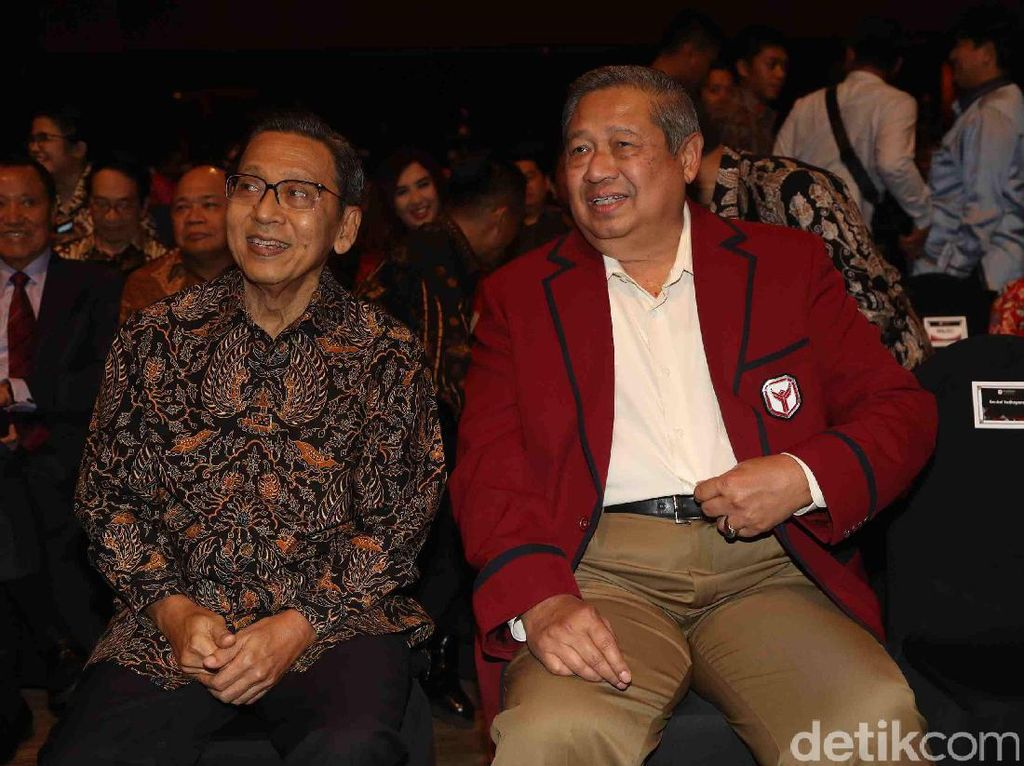 SBY Kian Akrab dengan Warna Merah, PD: Melambangkan Jiwa Patriot