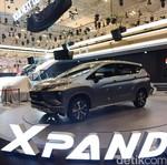 Mitsubishi Beri Nama Bayi Barunya Xpander, Low MPV Pesaing Avanza cs