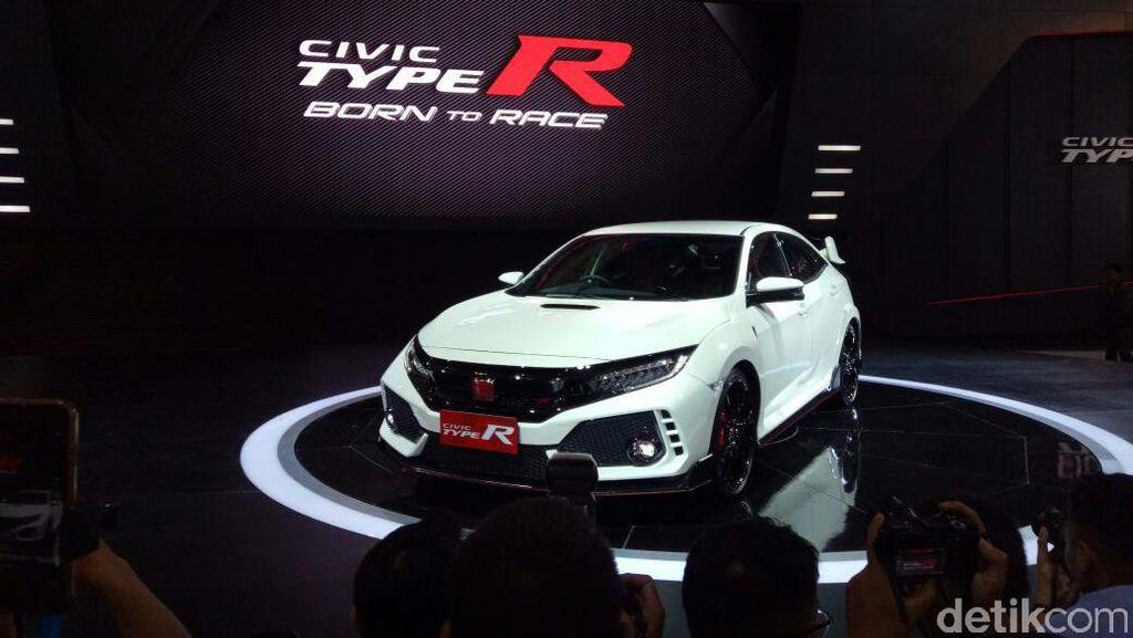 Harga Honda Civic Type R Tak Sampai Rp 1 Miliar