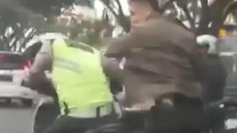 Oknum TNI Ngamuk ke Polantas, Kodam BB: Dia Alami Gangguan Kejiwaan