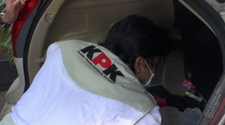 Giliran Rumah Kabid Bina Marga Kota Malang Digeledah KPK