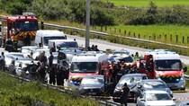 Polisi Prancis Tangkap Terduga Pelaku Penabrakan Tentara