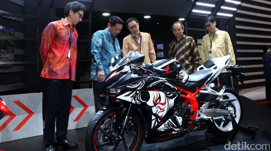 Dijual Rp 70 Juta, Honda CBR250RR Edisi Khusus Hanya Ada 100 Unit