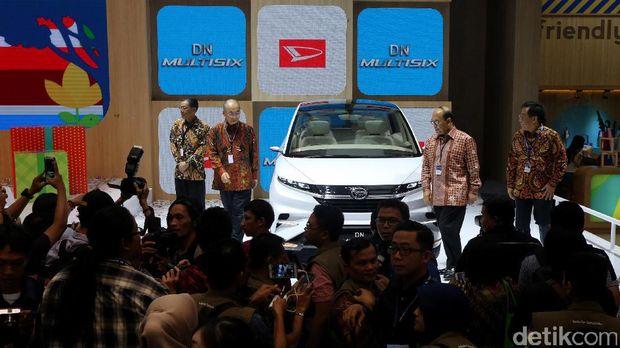Daihatsu MPV Multisix