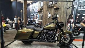 Harley-Davidson Pajang Road King Special dan Motor Modif