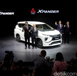 Mitsubishi Xpander Tancap Gas, Siap Dikirim ke Berbagai Negara