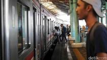 2 Stasiun Belum Siap,  Pengoperasian KRL Bekasi-Cikarang Diundur