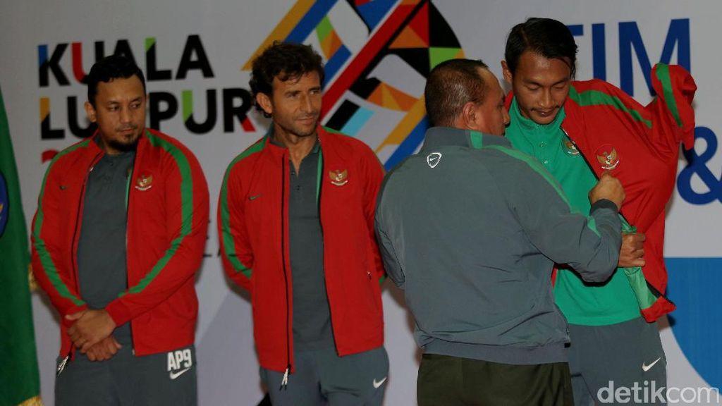 Ketum PSSI Lepas Timnas U-22 Menuju SEA Games