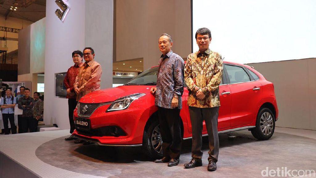Suzuki Jual Baleno Hatchback Mulai Rp 195 Juta