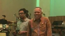 Tertangkap Kamera Lihat Tari Perut, Menteri Basuki: Saya Apes
