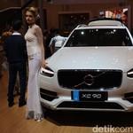 Volvo Luncurkan 4 Model Mobil Mewah