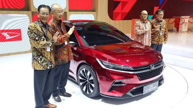 Daihatsu Bakal Produksi Sedan dan MPV Kakak Xenia?