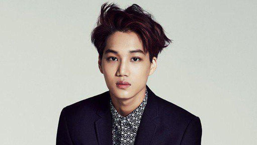 Kai EXO Pernah Diusir dari Kamar Mandi Pria Karena Dikira Wanita