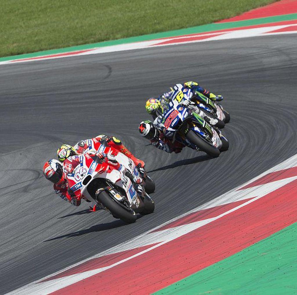 Statistik MotoGP Austria
