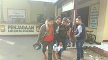 17 Kali Beraksi, Komplotan Penjambret di Gowa Ditangkap Polisi