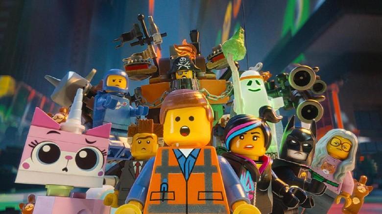 Omzet Turun, Lego PHK 1.400 Pegawai