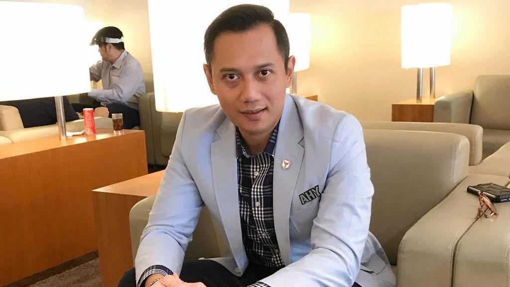 Psst! Ini Rahasia Postur Sempurna Agus Yudhoyono