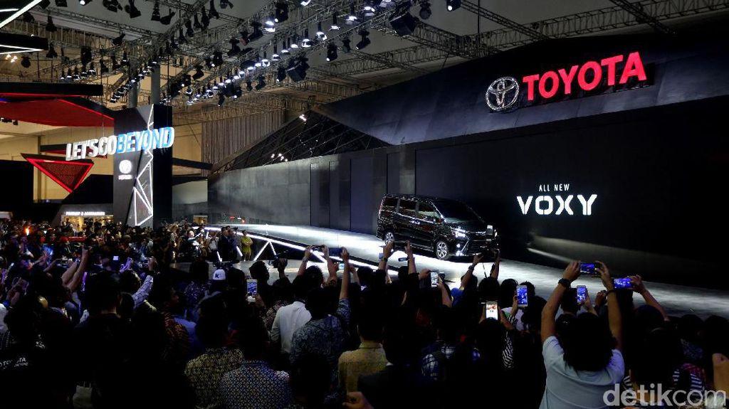 Kalau Pasarnya Bagus, Toyota Tak Tutup Kemungkinan Produksi Voxy