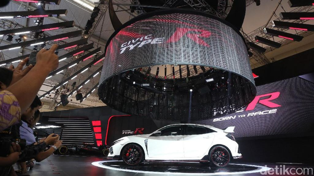 Ini Profil Mobil Front Wheel Drive Tercepat Honda