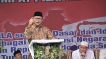 Ketua MPR Minta Wacana Pembangunan Apartemen DPR Ditunda