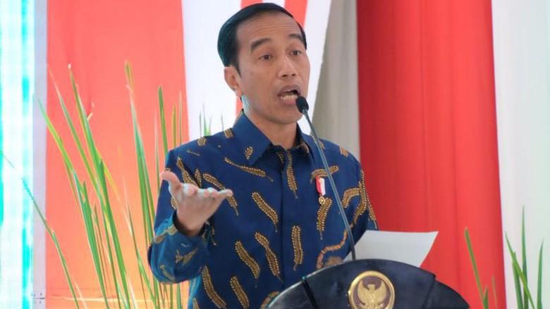 Jokowi: Pemda yang Percepat Urus Izin Jangan Cuma Dikasih Piala