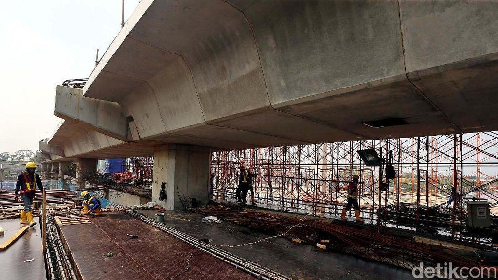 Proyek MRT Jakarta Capai 76%, Begini Rinciannya