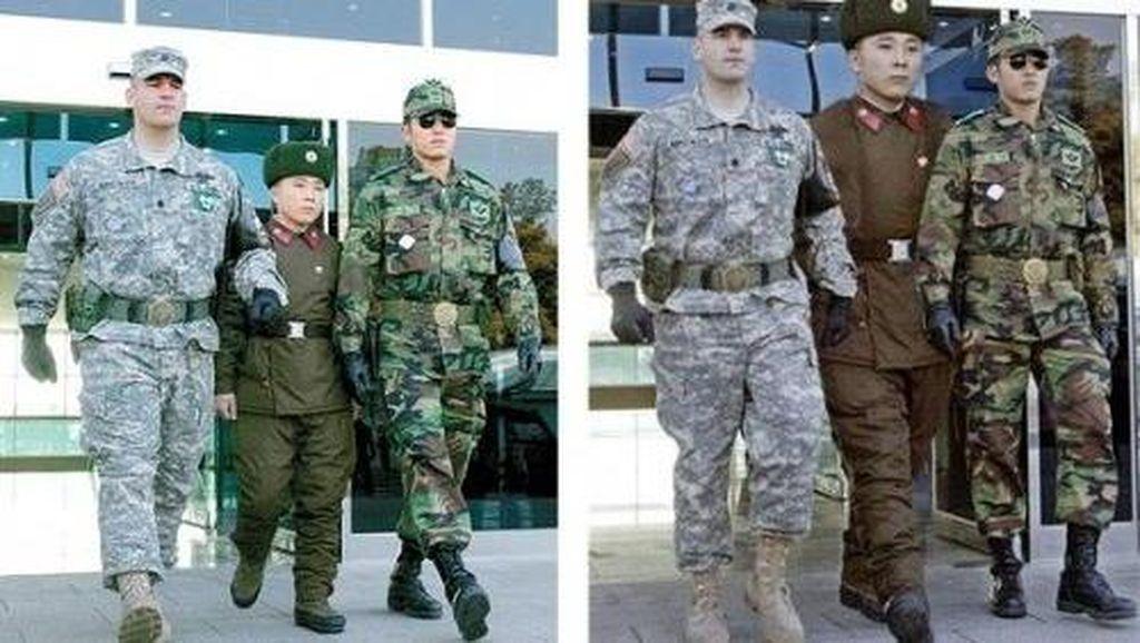 Upss! Propaganda Korea Utara Ternyata Hasil Photoshop