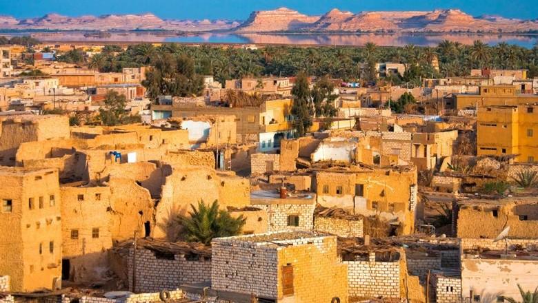 Siwa Oasis, Mesir (Dok. Alamy)