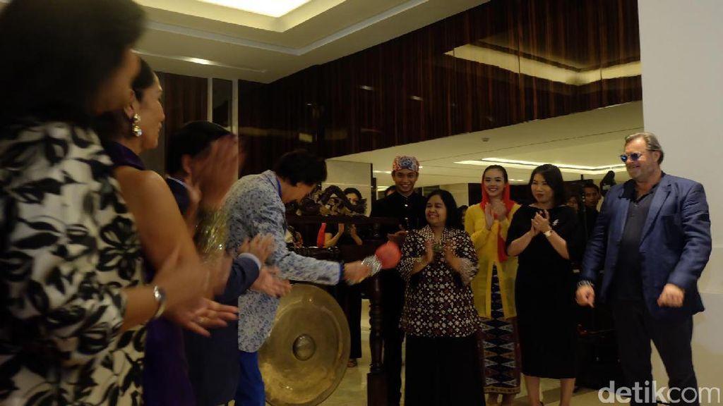 Resmi Dibuka, Art Stage Jakarta Tampilkan 60 Galeri Seni