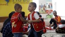 Melihat Secercah Kebahagiaan Anak-anak Penderita Kanker