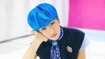 Rilis Teaser Foto, Jisung NCT Dream Memikat dengan Rambut Biru