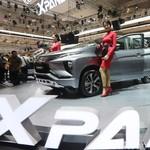 Sumringahnya Bos Mitsubishi Lihat Xpander Dikerubungi Pengunjung