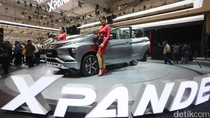 Mitsubishi Xpander Jadi Mobil Favorit GIIAS 2017