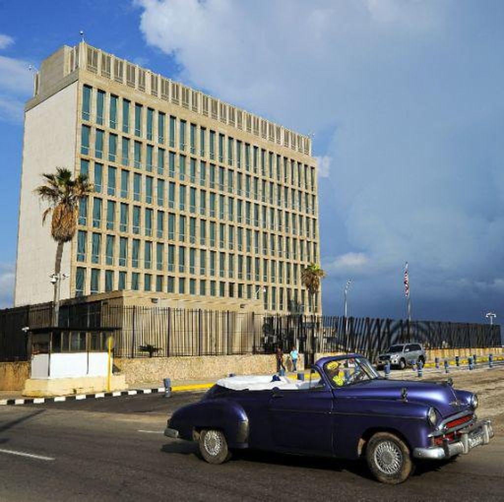 Bikin Diplomat AS Sakit, Serangan Sonik di Kuba Masih Misterius