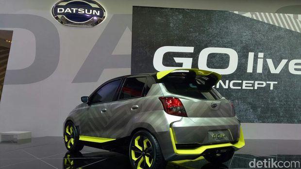 Datsun GO live