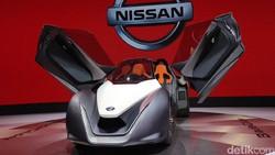 Mobil Masa Depan Nissan BladeGlider dan Note e-Power